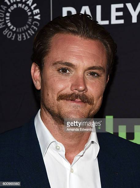 Actor Clayne Crawford arrives at The Paley Center for Media's PaleyFest 2016 Fall TV Preview for FOX at The Paley Center for Media on September 8...
