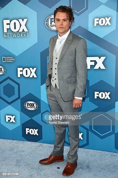 Actor Clayne Crawford attends FOX 2016 Upfront Arrivals at Wollman Rink Central Park on May 16 2016 in New York City