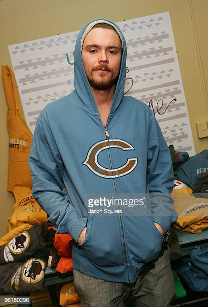 Actor Clayne Crawford attends Retro Sport at The Kari Feinstein Sundance Style Lounge on January 25 2010 in Park City Utah