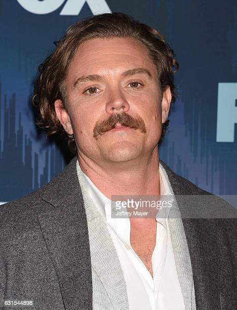 Actor Clayne Crawford attends the 2017 Winter TCA Tour FOX AllStar Party at the Langham Huntington Hotel on January 11 2017 in Pasadena California