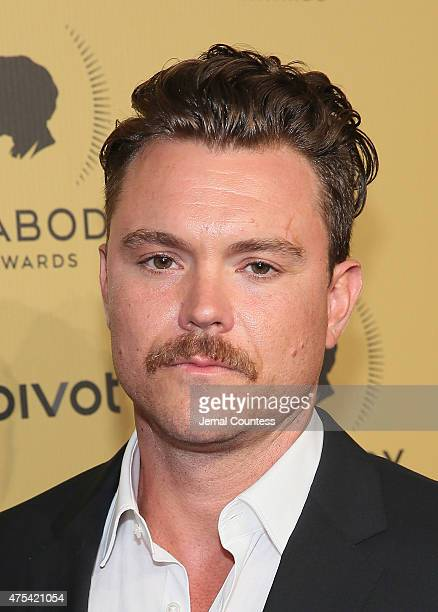 Actor Clayne Crawford attends The 74th Annual Peabody Awards Ceremony at Cipriani Wall Street on May 31 2015 in New York City