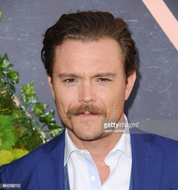 Actor Clayne Crawford attends the FOX Fall Party at Catch LA on September 25 2017 in West Hollywood California