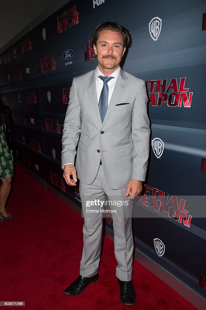 """Premiere Of Fox Network's """"Lethal Weapon"""" - Red Carpet"""