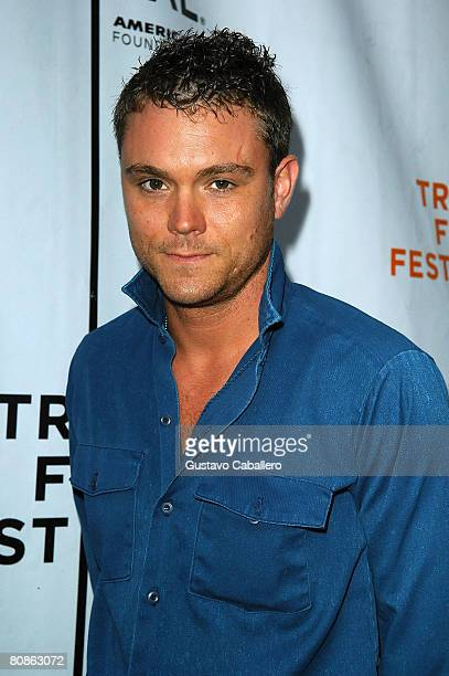 Actor Clayne Crawford attends the premiere of 'Identity Crisis' during the 2008 Tribeca Film Festival on April 25 2008 in New York City