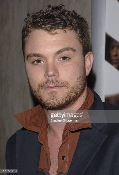 Actor Clayne Crawford attends the premiere screening for FX Networks 'Thief' at the Pacific Design Center on March 21 2006 in West Hollywood...