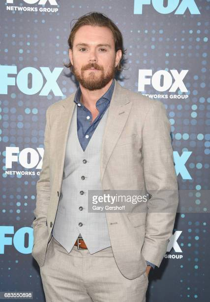 Actor Clayne Crawford of the show 'Lethal Weapon' attends the FOX Upfront on May 15 2017 in New York City