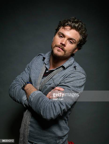 Actor Clayne Crawford poses for a portrait during the 2010 Sundance Film Festival held at the Getty Images portrait studio at The Lift on January 23...
