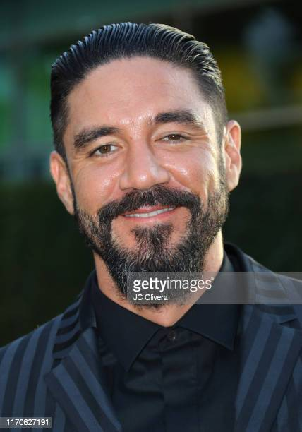Actor Clayton Cardenas attends the premiere of FX's 'Mayans MC' Season 2 at ArcLight Cinerama Dome on August 27 2019 in Hollywood California