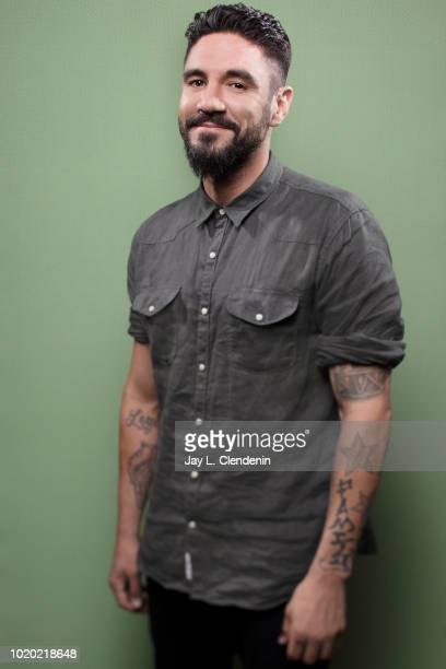 Actor Clayton Cardenas from 'Mayans MC' is photographed for Los Angeles Times on July 21 2018 in San Diego California PUBLISHED IMAGE CREDIT MUST...