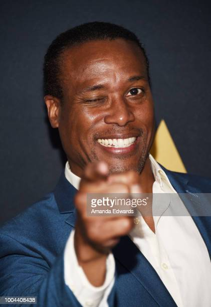 Actor Clayton Prince arrives at The Academy Presents 'Hairspray' 30th Anniversary at the Samuel Goldwyn Theater on July 23 2018 in Beverly Hills...
