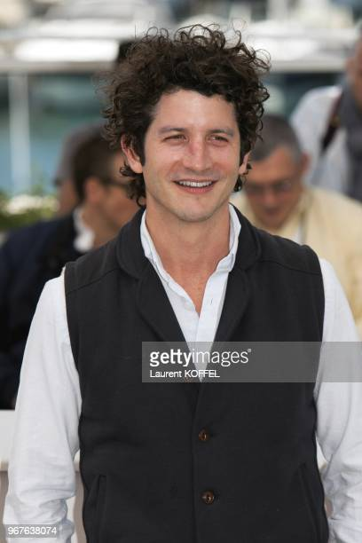 Actor Clement Sibony attends the photocall for 'Jeunes Talents Adami' during The 66th Annual Cannes Film Festival at Palais des Festivals on May 20...