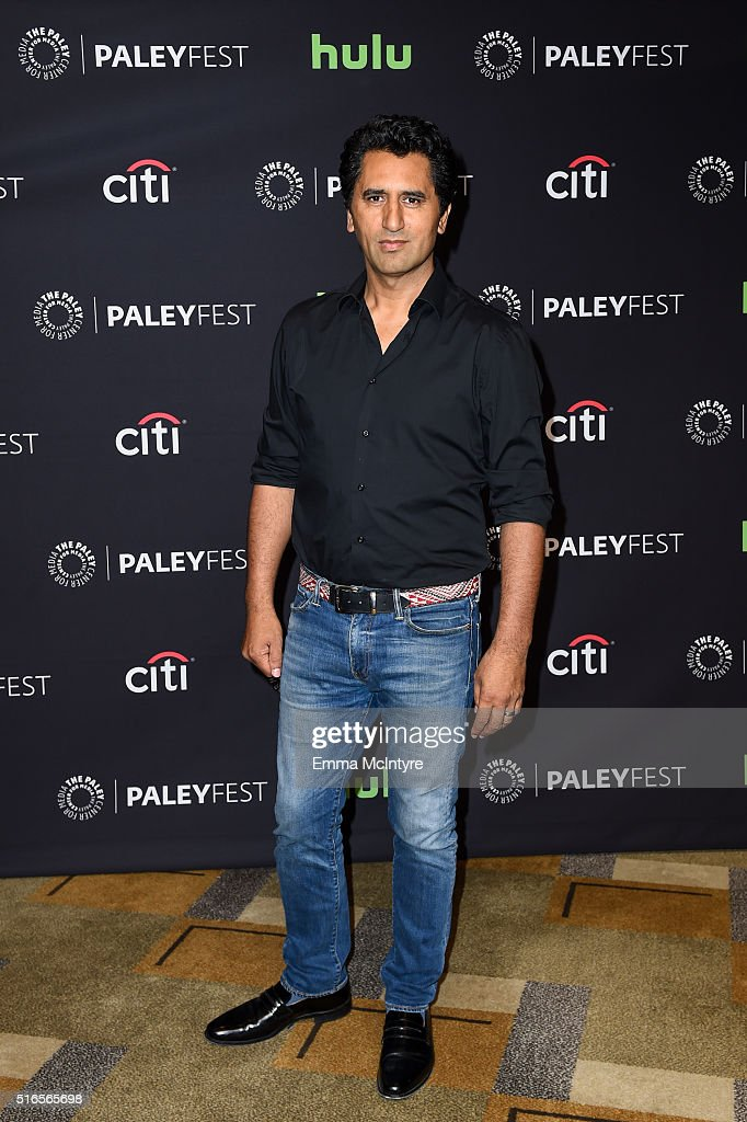 Actor Cliff Curtis arrives at The Paley Center For Media's 33rd Annual PaleyFest Los Angeles presentation of 'Fear The Walking Dead' at Dolby Theatre on March 19, 2016 in Hollywood, California.