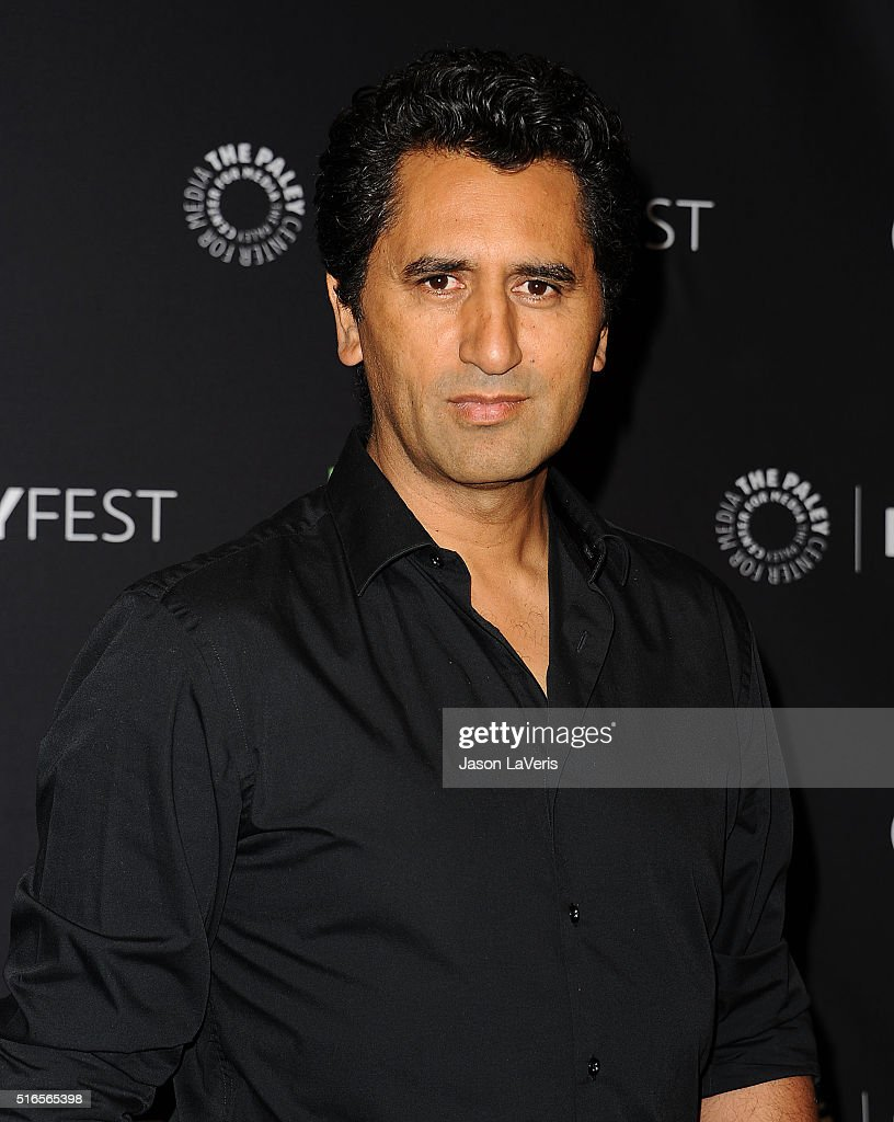 Actor Cliff Curtis attends the 'Fear The Walking Dead' event at the 33rd annual PaleyFest at Dolby Theatre on March 19, 2016 in Hollywood, California.