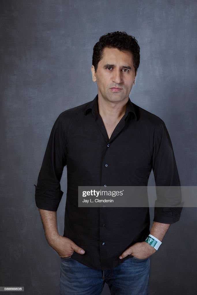Actor Cliff Curtis of 'Fear the Walking Dead' is photographed for Los Angeles Times at San Diego Comic Con on July 22, 2016 in San Diego, California.