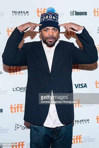 Actor Cliff Method Man Smith attends The Cobbler premiere during the Toronto International Film Festival at The Elgin on September 11 2014 in Toronto...