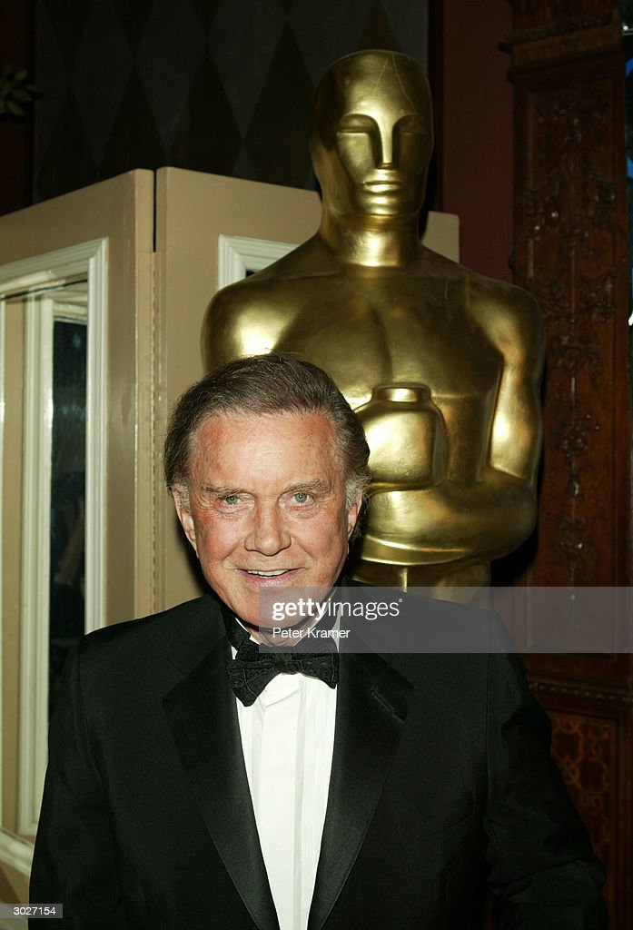 Actor Cliff Robertson attends the AMPAS Official Oscar Night Celebration at Le Cirque February 29, 2004 in New York City.