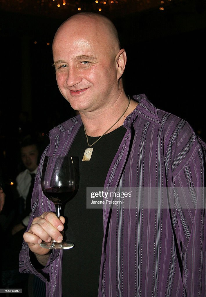 Actor Cliff Saunders attends 'Sunday in the Park with George' Broadway Opening Night After Party at The Sheraton Hotel on February 21, 2008 in New York City.