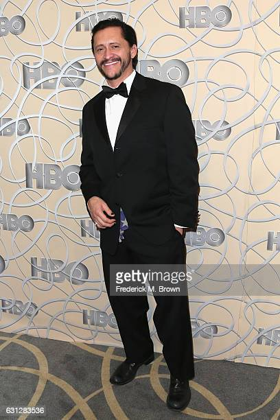 Actor Clifton Collins Jr attends HBO's Official Golden Globe Awards After Party at Circa 55 Restaurant on January 8 2017 in Beverly Hills California