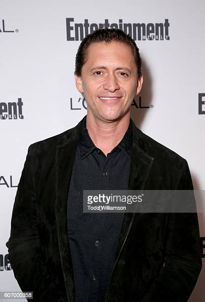 Actor Clifton Collins Jr attends the 2016 Entertainment Weekly PreEmmy party at Nightingale Plaza on September 16 2016 in Los Angeles California