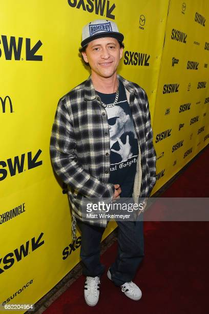 Actor Clifton Collins Jr attends the 'Small Town Crime' premiere 2017 SXSW Conference and Festivals on March 11 2017 in Austin Texas