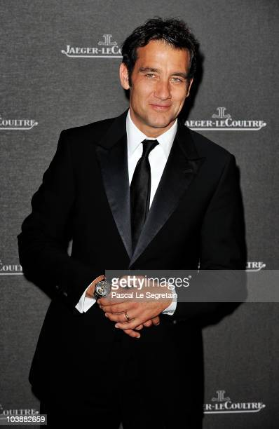 Actor Clive Owen attends the Jaeger LeCoultre Party during the 67th Venice Film Festival at the Teatro alle Tese on September 7 2010 in Venice Italy