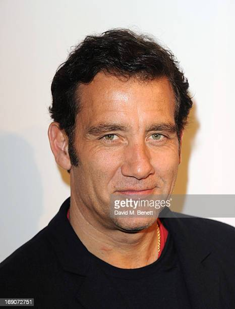 Actor Clive Owen attends The Weinstein Company Party in Cannes hosted by Lexus and Chopard at Baoli Beach on May 19 2013 in Cannes France