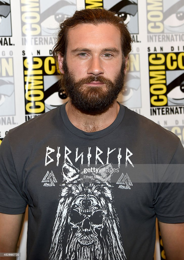 """Vikings"" At Comic-Con 2014"