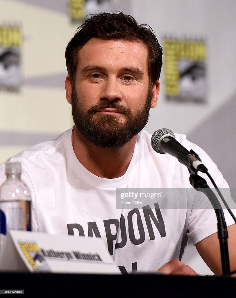 """Vikings"" At Comic-Con International 2015"