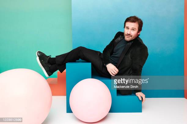 Actor Clive Standen is photographed for Entertainment Weekly Magazine on February 27, 2020 at Savannah College of Art and Design in Savannah,...