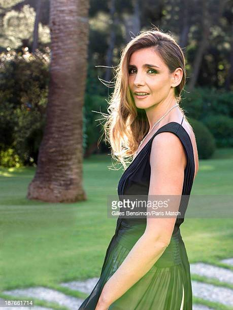 Actor Clotilde Courau is photographed for Paris Match on May 23 2013 in Cannes France