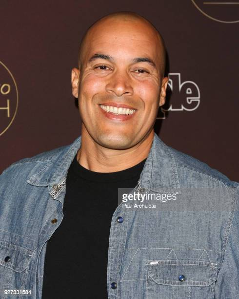 Actor Coby Bell attends People's 'Ones To Watch' party at NeueHouse Hollywood on October 4 2017 in Los Angeles California