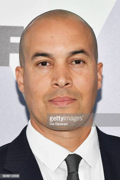 Actor Coby Bell attends the 2018 Fox Network Upfront at Wollman Rink Central Park on May 14 2018 in New York City