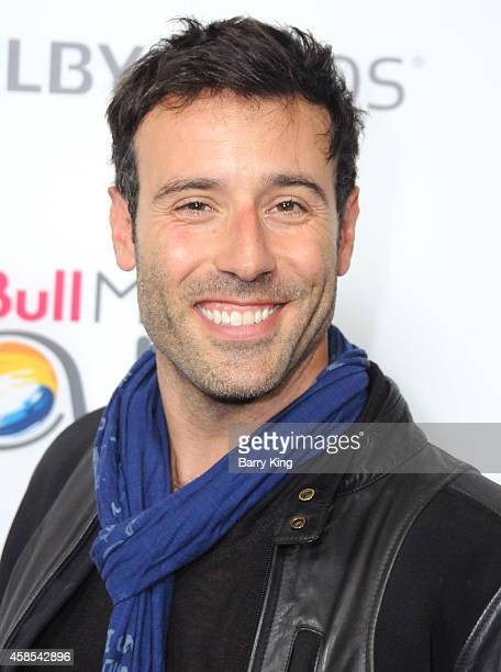 Actor Coby Ryan McLaughlin attends the Los Angeles Premiere of Red Bull Media House's 'On Any Sunday The Next Chapter' at Dolby Theatre on October 22...