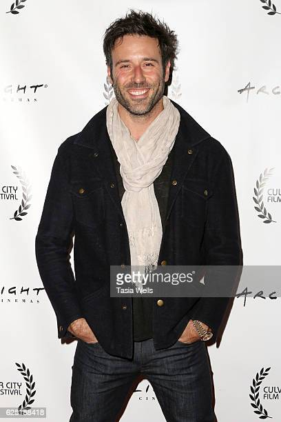 Actor Coby Ryan McLaughlin attends the US premiere of the feature film Polaris at ArcLight Cinemas on December 6 2016 in Culver City California