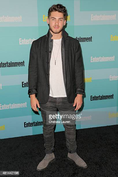 Actor Cody Christian arrives at the Entertainment Weekly celebration at Float at Hard Rock Hotel San Diego on July 11 2015 in San Diego California