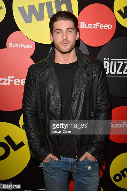 Actor Cody Christian attends The Buzzies BuzzFeed's PreEmmy party produced by PenPublic at HYDE Sunset Kitchen Cocktails on September 14 2016 in West...