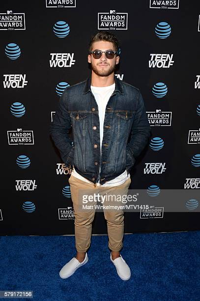 Actor Cody Christian attends the MTV Fandom Awards San Diego AT&T Post-Party featuring Teen Wolf Cast at PETCO Park on July 22, 2016 in San Diego,...