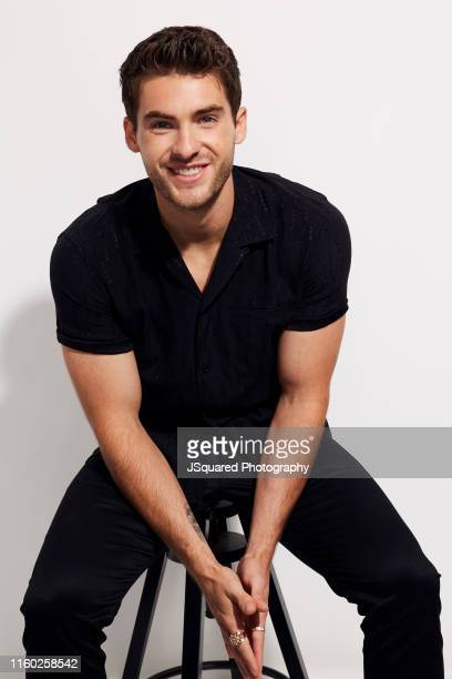 Actor Cody Christian of The CW's 'All American' poses for a portrait during the 2019 Summer TCA Portrait Studio at The Beverly Hilton Hotel on August...