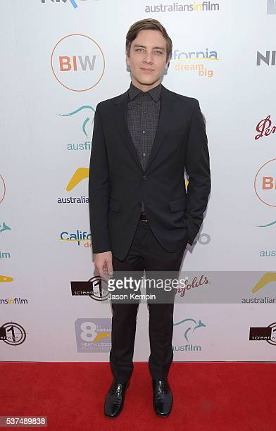 Actor Cody Fern attends the Australians In Film Heath Ledger Scholarship Dinner at Mr C Beverly Hills on June 1 2016 in Beverly Hills California