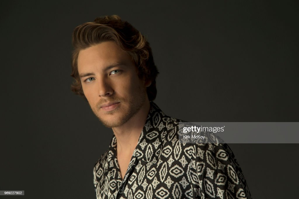 Cody Fern, Los Angeles Times, May 1, 2018 : News Photo