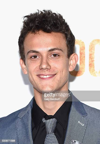 Actor Colby Arps attends the Roots night one screening at Alice Tully Hall Lincoln Center on May 23 2016 in New York City
