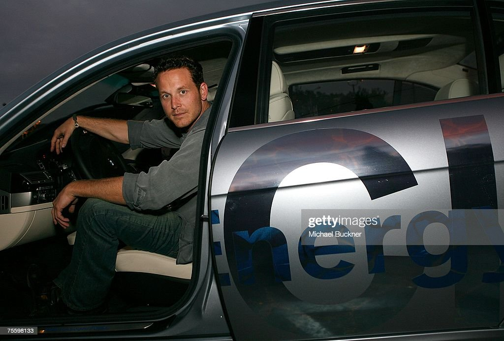 Actor Cole Hauser attends the after party for K Ville at the 2007