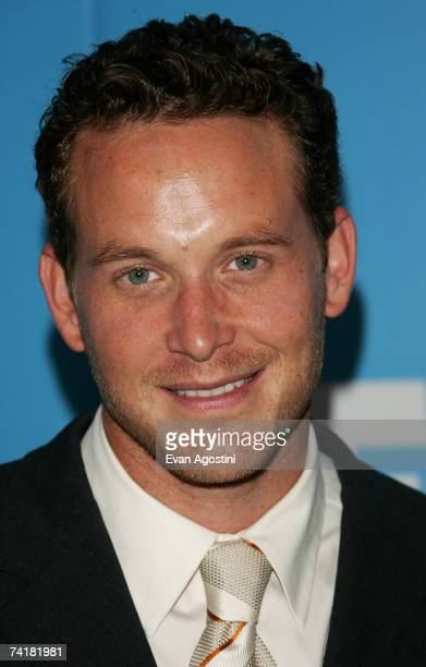 Actor Cole Hauser attends the FOX 2007 Programming presentation at the Wollman Rink in Central Park on May 17 2007 in New York City