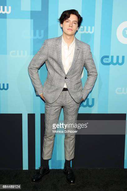 Actor Cole Sprouse attends the 2017 CW Upfront on May 18 2017 in New York City