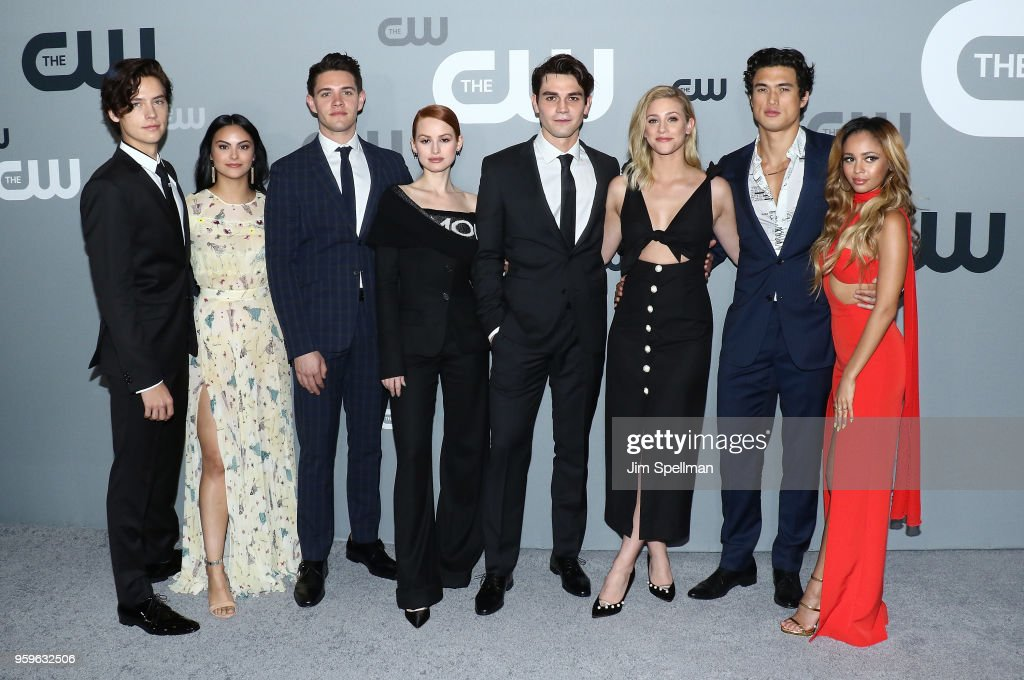 2018 CW Network Upfront : News Photo