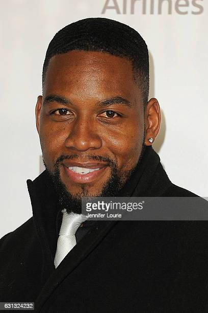 Actor Coley Speaks attends FOX and FX's 2017 Golden Globe Awards after party at The Beverly Hilton Hotel on January 8 2017 in Beverly Hills California