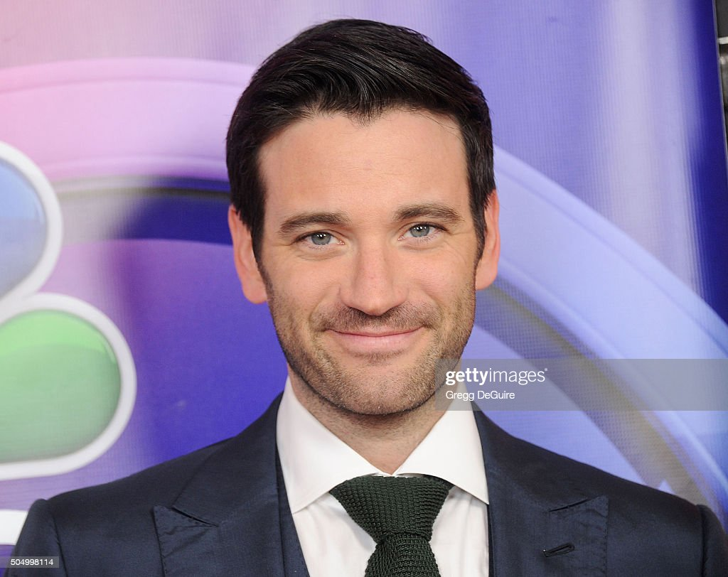 Actor Colin Donnell arrives at the 2016 NBCUniversal Winter TCA Press Tour at Langham Hotel on January 13, 2016 in Pasadena, California.