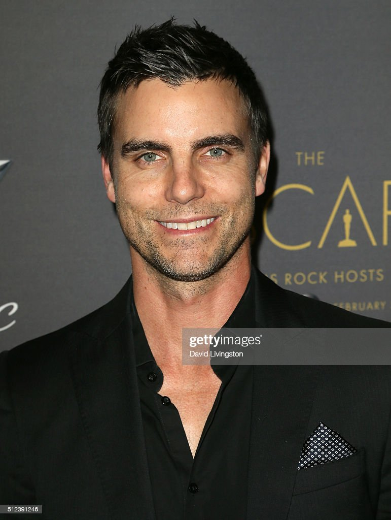 Actor Colin Egglesfield Attends Cadillacs Pre Oscar Event At Chateau Marmont On February