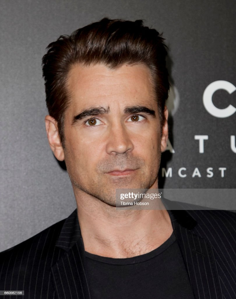 Actor Colin Farrell attends Focus Features luncheon and studio program celebrating 15 Years during CinemaCon 2017 at Caesars Palaceon March 29, 2017 in Las Vegas, Nevada.