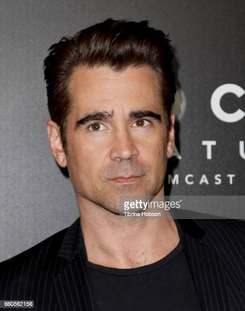 Actor Colin Farrell attends Focus Features luncheon and studio program celebrating 15 Years during CinemaCon 2017 at Caesars Palaceon March 29 2017...